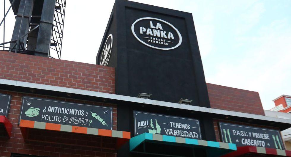 Foto de la entrada de La Panka.