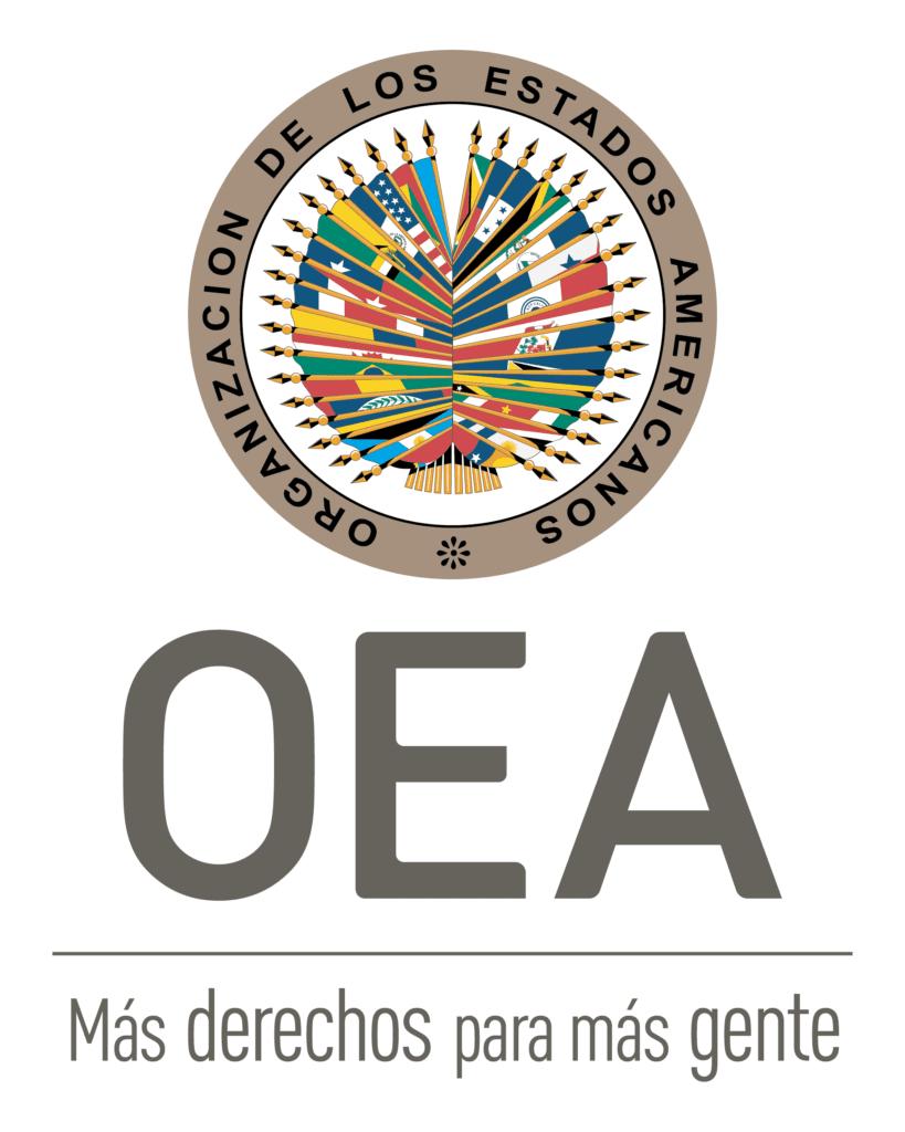 LOGO DE LA OEA