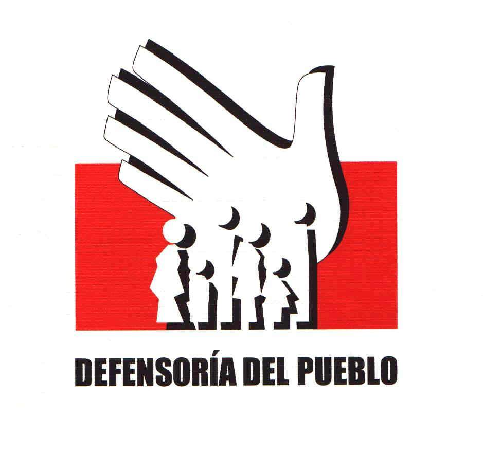 LOGO DE LA DEFENSORIA DEL PUEBLO..